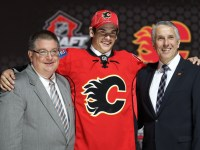 Sean Monahan (Ed Mulholland-USA TODAY Sports)