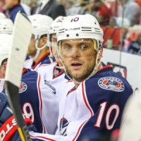 Marian Gaborik has been playing to his potential in Columbus, a good sign for the team's playoff aspirations.