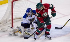 Andrew Brunette and the Minnesota Wild Power Play