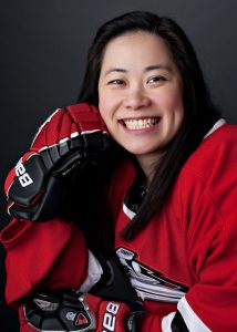 Jackie Soo-Co Admin of Hockey Talk: The Official Facebook Group for Everything Hockey (Jackie Soo)