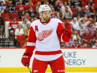 Detroit Red Wings - Niklas Kronwall - Photo Credit:  Andy Martin Jr