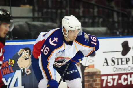 Staubitz Photo Credit:(John Wright/Norfolk Admirals)
