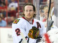 Chicago Blackhawks defenseman Duncan Keith - Photo Credit:   Andy Martin Jr