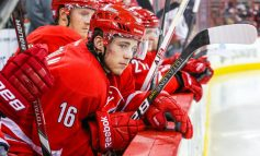 'Canes Extend Elias Lindholm for 2 Years