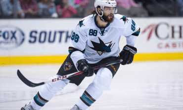 Why the 1 Is More Important Number in Sharks' 5-1 Win