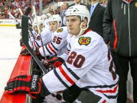 Chicago Blackhawks left wing Brandon Saad - Photo Credit: Andy Martin Jr