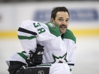 Vern Fiddler - Getting ready for December (Jerome Miron-USA TODAY Sports)