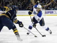 Alexander Steen is a possible linemate for Stastny (Kevin Hoffman-USA TODAY Sports)
