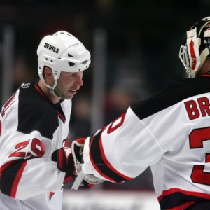 Martin Brodeur really has been around since the old days of fantasy hockey. (Jerry Lai-USA TODAY Sports)