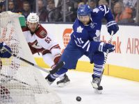 Phil Kessel is one of many Leafs players on Twitter (Tom Szczerbowski-USA TODAY Sports)