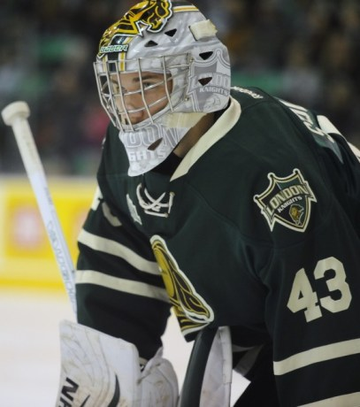 Is a 38-8-4 career OHL record enough to expect Anthony Stolarz to become Philadelphia's next franchise goalie?