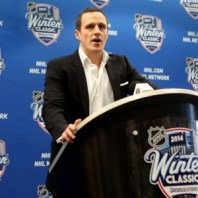 Maple Leafs, Winter Classic, Toronto, NHL, Hockey, Dion Phaneuf