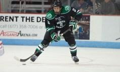 Stecher's Rise Puts Pressure on Larsen