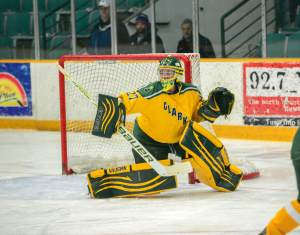 Erica Howe, Clarkson Golden Knights (Jim Meagher/Clarkson University Athletics)