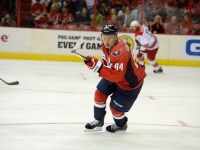 Mikhail Grabovski will be given a chance to play alongside John Tavares, but how well will he do? (Tom Turk/The Hockey Writers)