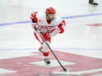 Sarah Lefort, Boston University Terriers (Steve McLaughlin/Boston University Athletics)