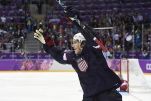 Oshie's thrilling 4-for-6 shootout was a moment for the ages (Scott Rovak-USA TODAY Sports)