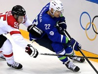 Austria vs Slovenia in Sochi 2014 (ÖEHF)