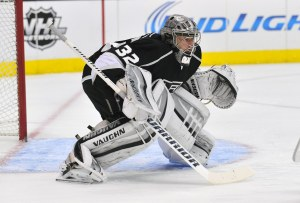 Jonathan Quick is always at his best during a game seven (Gary A. Vasquez-USA TODAY Sports).