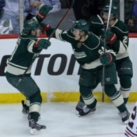 Mikael Granlund will only continue to improve playing with Parise and Pominville