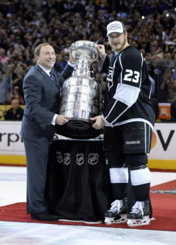 Kings Win 2014 Cup