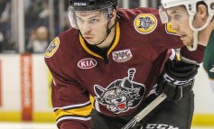 Ty Rattie Patiently Waiting for Blues Roster Spot