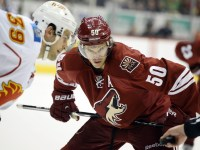 Antoine Vermette has joined the Blackhawks (Christopher Hanewinckel-USA TODAY Sports)