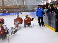 Dmitry Lisov: Captain of Russia's National Sledge Hockey Team