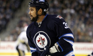 Dustin Byfuglien Gets Big Contract Extension