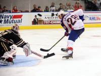 Laganiere is in his second season with the Norfolk Admirals. Photo Credit: (John Wright/Norfolk Admirals)