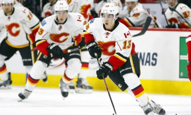 Little by Little: Johnny Gaudreau's Path to Stardom