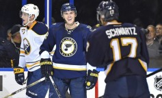 Part 1 of 3: The Fan's Guide to the Blues' Impressive Depth Chart- Forwards