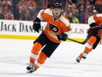 Scott Laughton (Amy Irvin / The Hockey Writers)