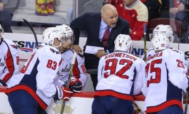 Capitals Draft Shows Change in Philosophy