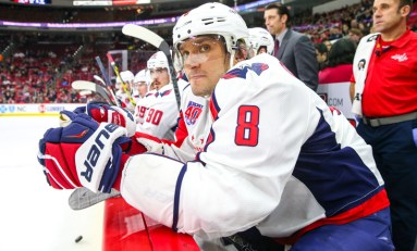 Capitals: Complete History and Anatomy of Alex Ovechkin