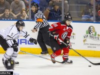 Quebec Remparts forward Dmytro Timashov (Jonathan Roy/Quebec Remparts)
