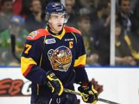 "Connor McDavid: the inevitable first overall pick for the 2015 NHL Draft is worthy of ""The Next Ones"" anointment.  (Photo: OHL Images)"
