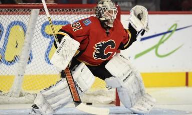Early Struggles Cloud Calgary's Goaltending Future
