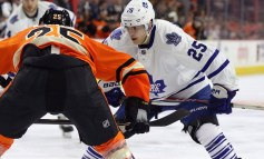 Should the Maple Leafs Have Brought Back Mike Santorelli?