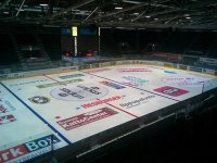 On-Ice ads in Finland (Ilari Savonen)