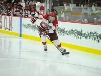 Harvard University and Nashville Predators prospect Jimmy Vesey (Photo by Gil Talbot)