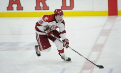 Devils GM Ray Shero Watched Jimmy Vesey Wednesday