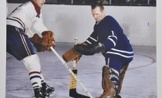50 Years Ago in Hockey: Bower's Finest Game