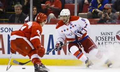 Clash of the Rivals: Capitals vs. Red Wings