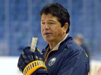Ted Nolan's second sting as the Buffalo Sabres' head coach ended as poorly as it began. © Dan Hickling