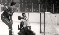 50 Years Ago in Hockey: Habs, Hawks Draw First Blood
