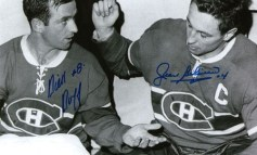 50 Years Ago in Hockey: Habs on Top After Weekend