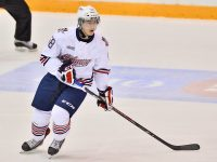 Mitch Vande Sompel of the Oshawa Generals [photo: OHL Images]