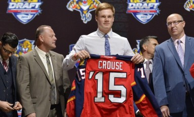 Panthers Package Lawson Crouse in Salary Dump Trade