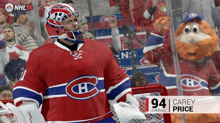 nhl 16 player ratings goaltenders. Black Bedroom Furniture Sets. Home Design Ideas